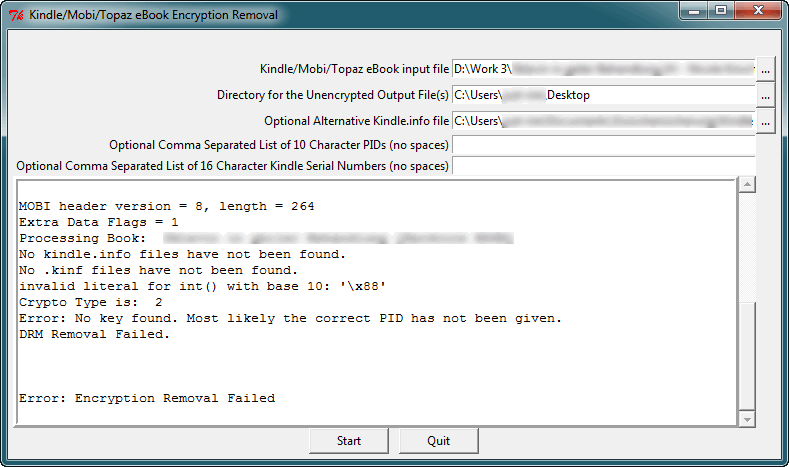 epubsoft drm removal serial number