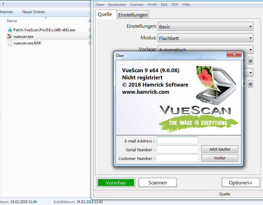 VueScan Pro 9 6 06 (x86/x64) - Software Updates - nsane forums