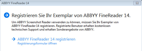 abbyy finereader 14 portable download
