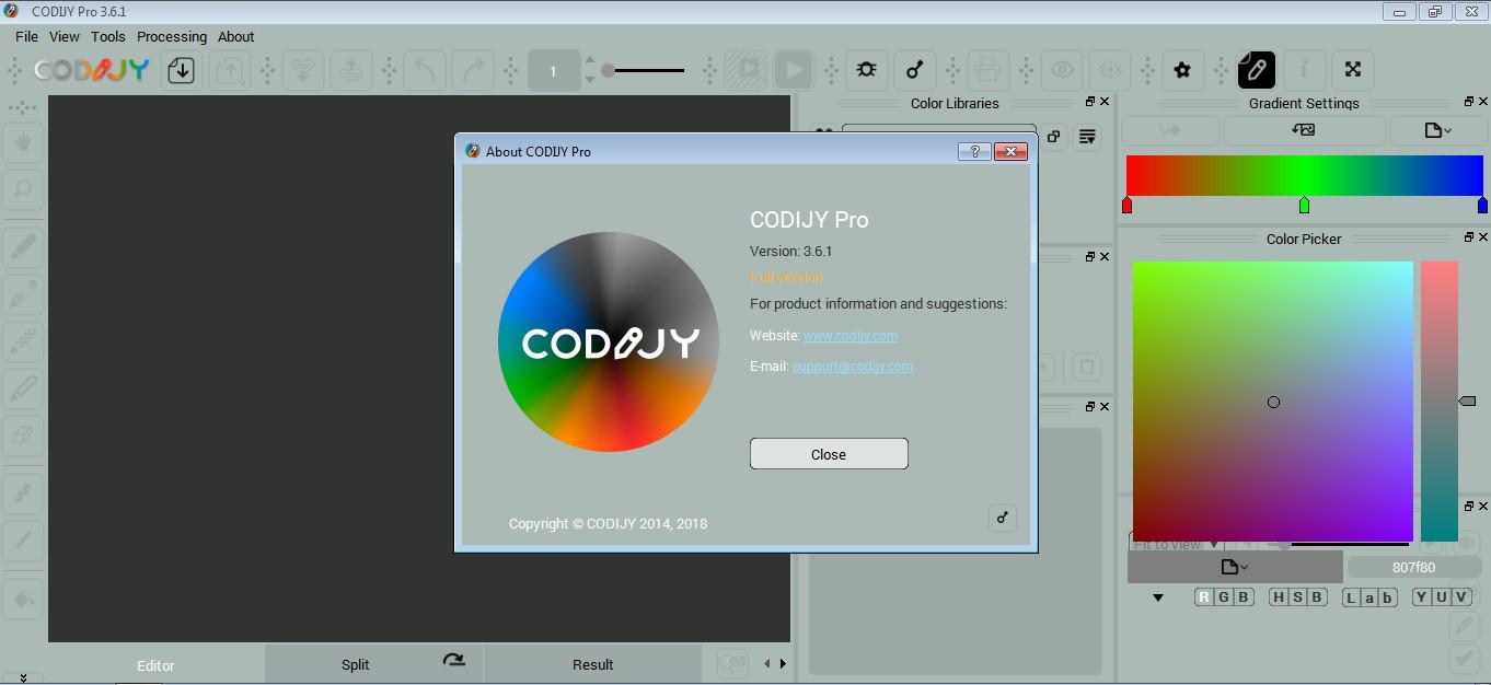 CODIJY Photo Colorization Pro 3.6.1 multilingual Dtbz31untc074al9x