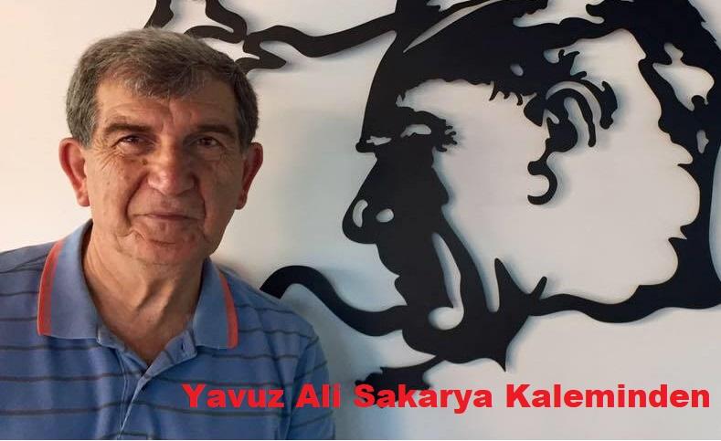 Yavuz Ali Sakarya a��� konu�mas�