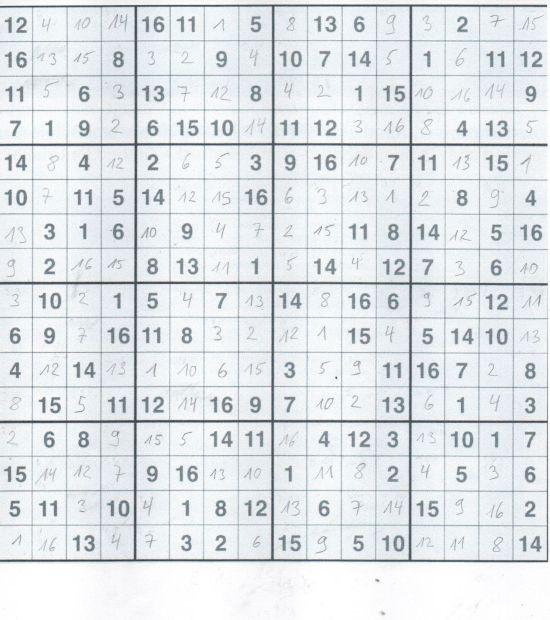 Werner 0093 Sudoku>>gelöst von Milka Dvasbxb6d18go42yo