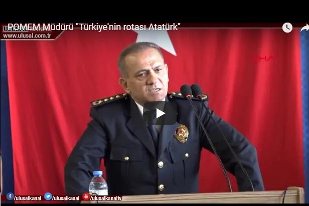 Emniyet Müdürü mezun polislere tarikat ve cemaat uyarısı