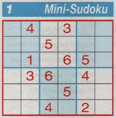 Milka 0365: Mini-Sudoku>>>GELÖST VON WERNER Dwz60tvo8tkesfcao