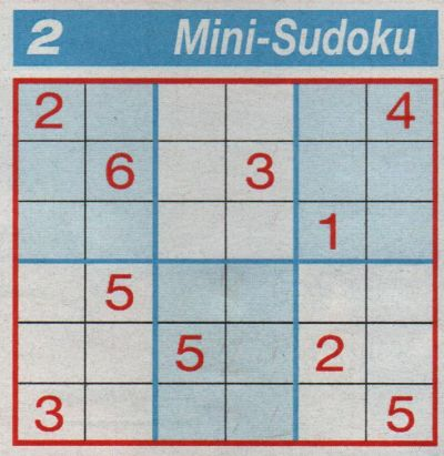 Milka 0376: Mini-Sudoku>>>GELÖST VON WERNER Dxboymbm3mcdkgmww