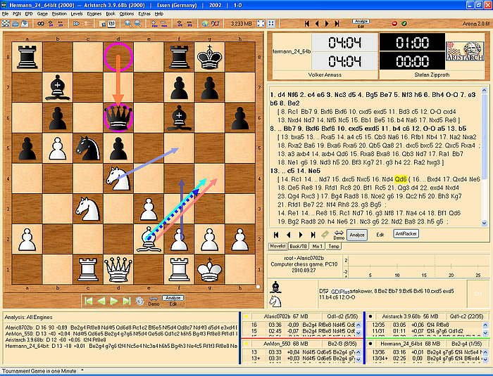 Arena Schach