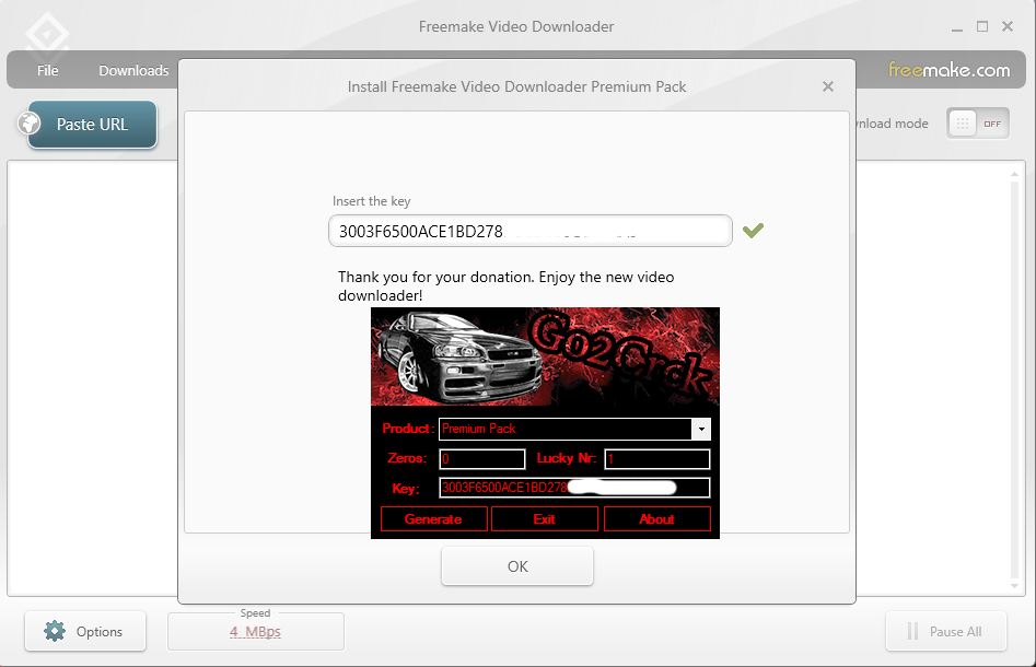 freemake video downloader 3.8.1.1 activation key
