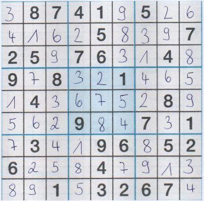 Werner 0006 Sudoku>>gelöst von Milka E01nn711wshhqj8jk