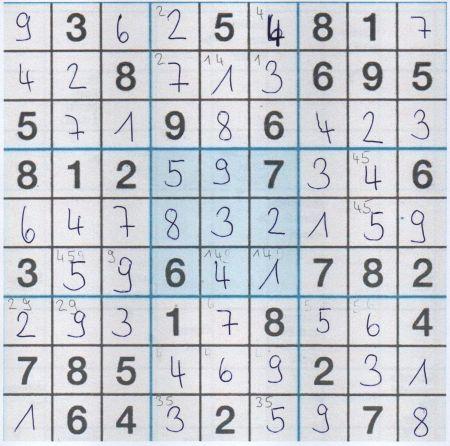 Werner 0020 Sudoku>>gelöst von Milka E0329emez8pp5mv40