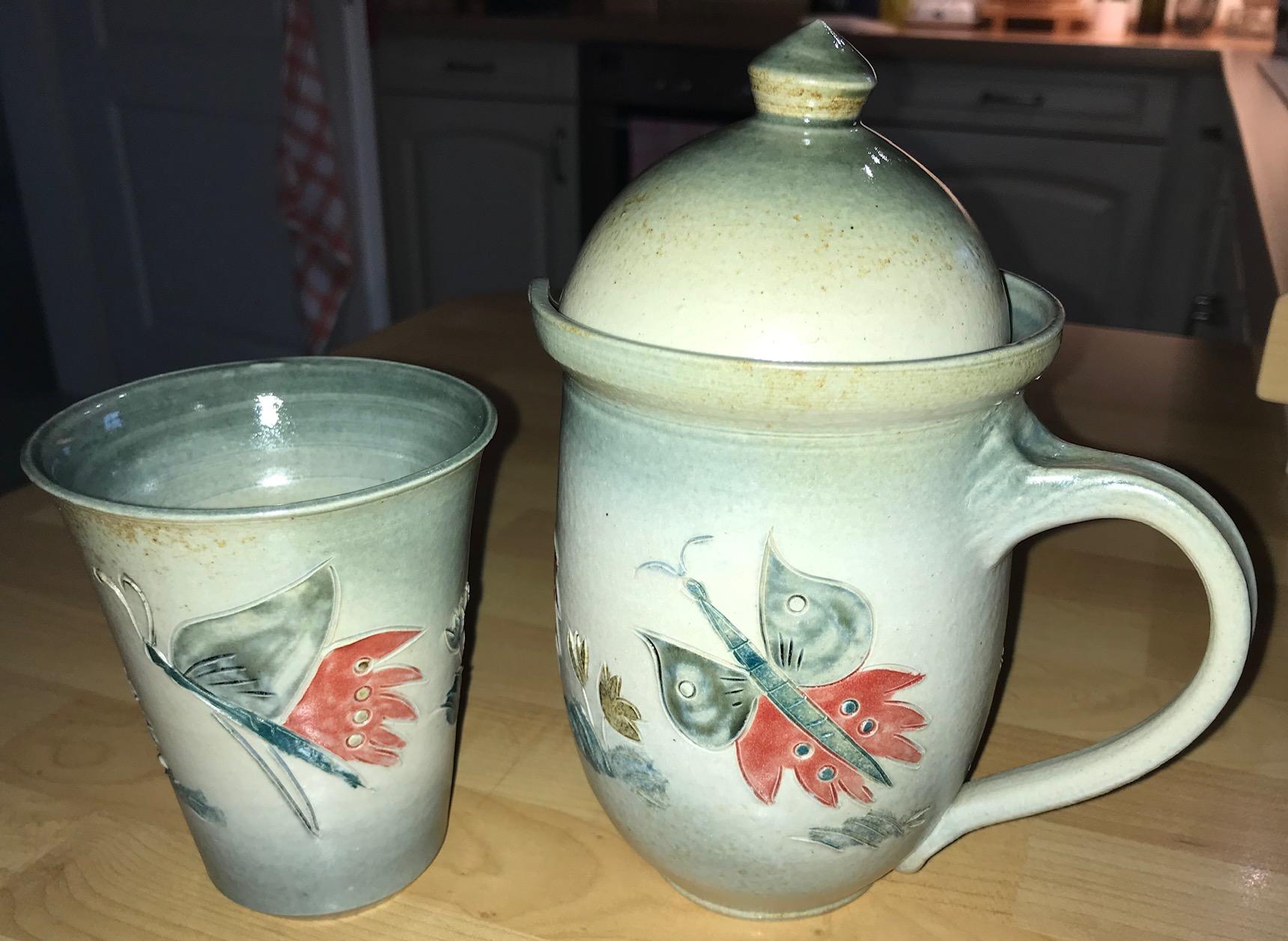 Auf zum fröhlichen Tee kochen und Wasser trinken! Wenn es daraus nicht um Längen besser schmeckt... ???!