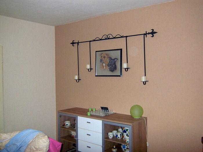 Wohn/Esszimmer und Farbe