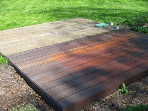 Bevorzugt Holzterrasse - welches Holz und welche Lasur - Mein schöner Garten SD06